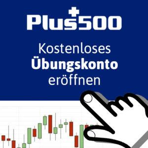 Plus500 - Kostenloses Demokonto