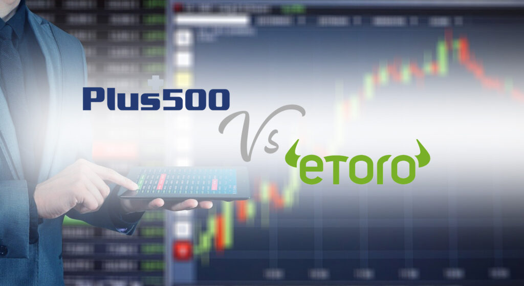 Plus500 vs eToro - CFD Anbieter-Vergleich